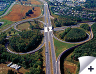 Schiavone Construction Awards -Rt. 133, Section 1A Hightstown Bypass